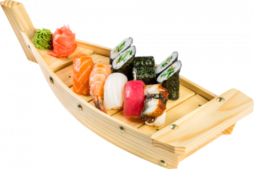 Autocollant Alimentation Sushi 2