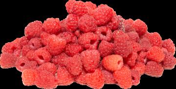 Autocollant Alimentation Fruit Framboises