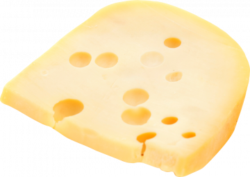 Autocollant Alimentation Fromage Emmental 2