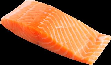 Autocollant Alimentation Saumon