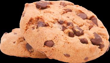 Autocollant Alimentation Cookie