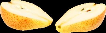 Autocollant Alimentation Poire Fruit 1