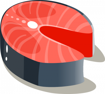 Autocollant Alimentation Japonais Sushi 10