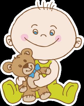 Autocollant Enfants Bébé 8