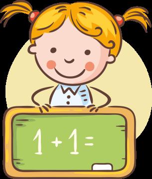 Autocollant Enfants Education 9
