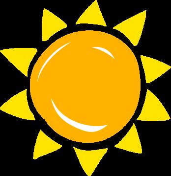 Autocollant Soleil Nature Logo 1