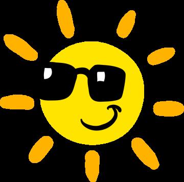 Autocollant Soleil Nature Logo 3