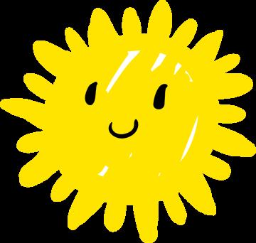 Autocollant Soleil Nature Logo 7