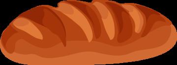 Autocollant Boulangerie Pain 2