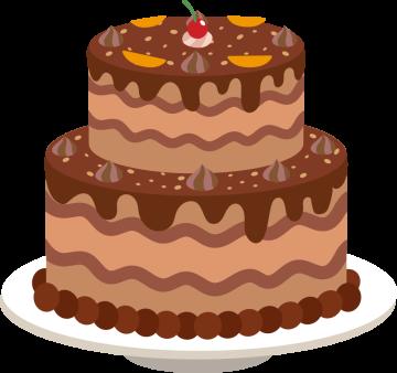 Autocollant Pâtisserie Gâteau 1 1