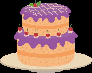 Autocollant Pâtisserie Gâteau 5