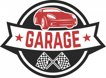 Autocollant Logo Garage Mécanicien 7