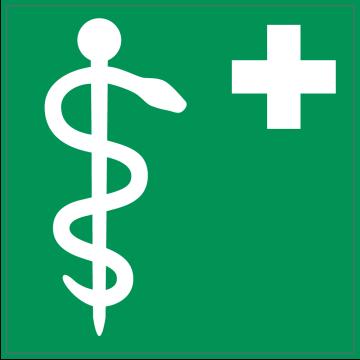 Autocollant Indication Pharmacie