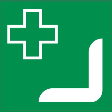 Autocollant Indication Pharmacie 3