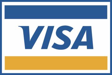 Autocollants Visa