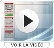vidéo création autocollant