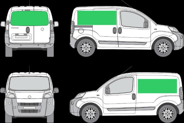 Fiat Fiorino L1H1 (2007-2021)