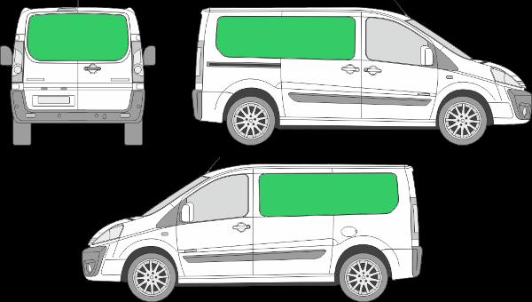 Fiat Scudo L1H1 (2007-2016)