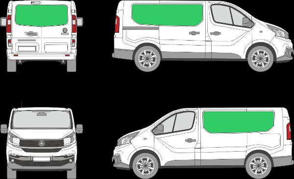 Fiat Talento L1H1 (2016-2021)