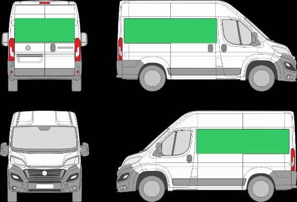 Fiat Ducato L1H2 (2014-2021)