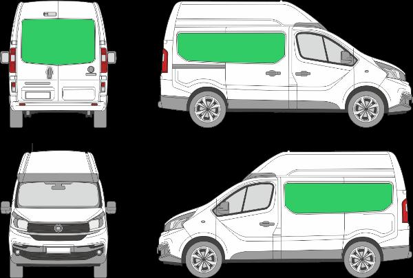 Fiat Talento L1H2 (2016-2021)