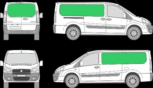 Fiat Scudo L2H1 (2007-2016)