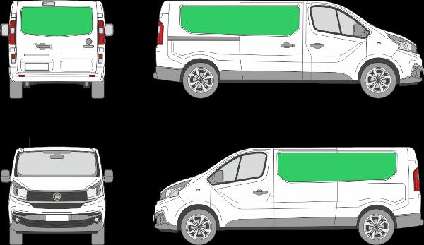 Fiat Talento L2H1 (2016-2021)