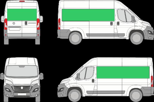 Fiat Ducato L2H2 (2014-2021)