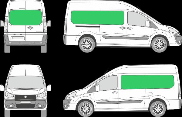 Fiat Scudo L2H2 (2007-2016)