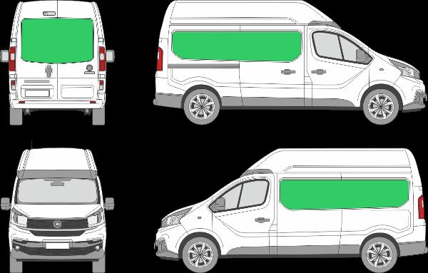 Fiat Talento L2H2 (2016-2021)