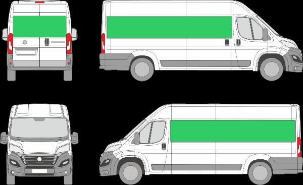 Fiat Ducato L4H2 (2014-2021)