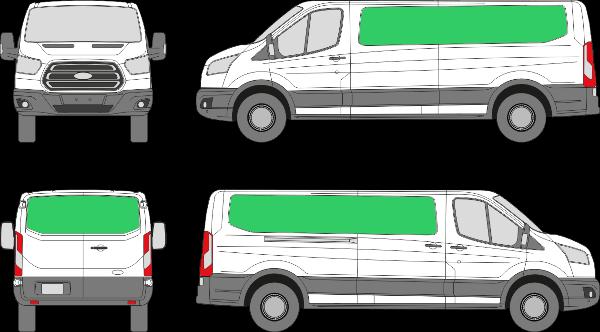 Ford Transit L3H1 (2013-2021)