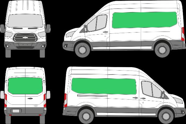 Ford Transit L3H3 (2013-2021)