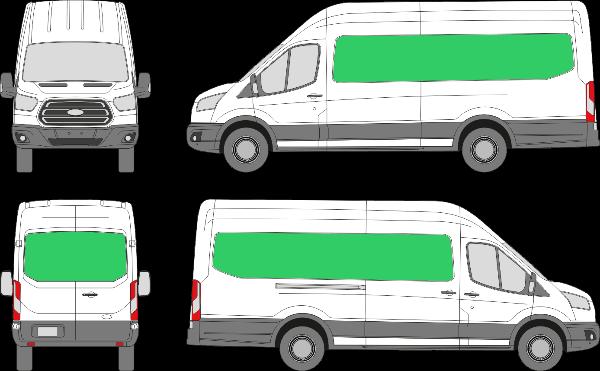 Ford Transit L4H3 (2013-2021)