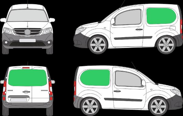 Mercedes Benz Citan Compact (2012-2021)
