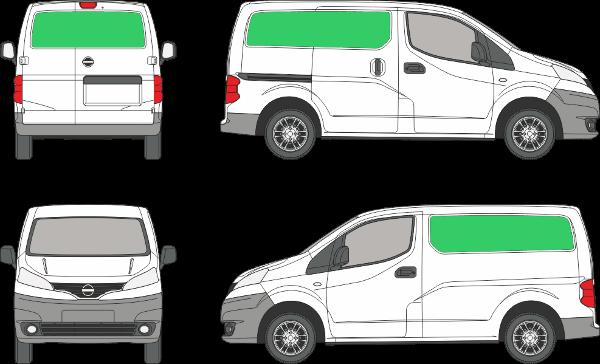 Nissan NV200 L1H1 (2009-2021)