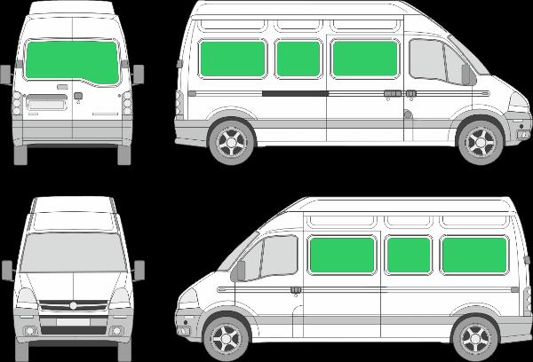 Opel Movano L3H3 (1999-2009)