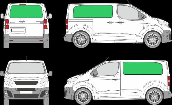 Peugeot Expert L1H1 (2016-2021)
