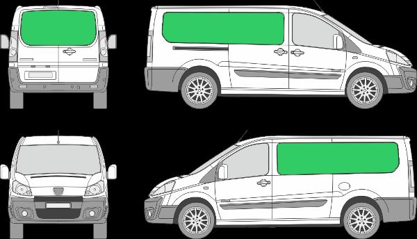 Peugeot Expert L2H1 (2007-2015)