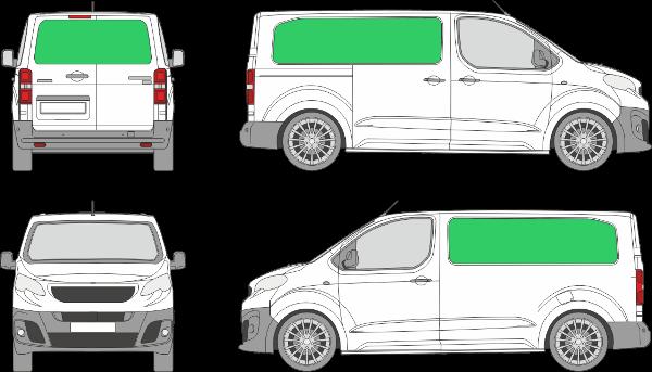 Peugeot Expert L2H1 (2016-2021)