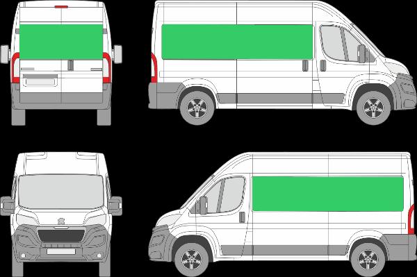 Peugeot Boxer L2H2 (2014-2021)