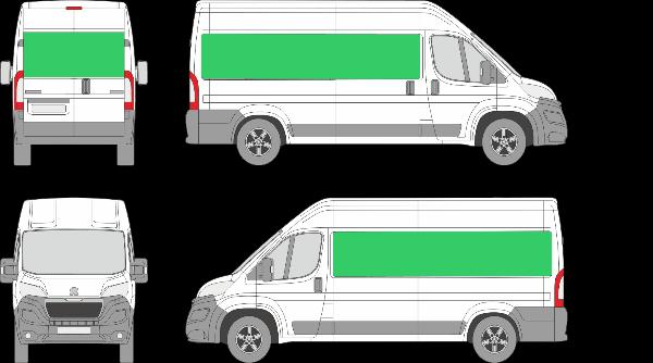 Peugeot Boxer L4H3 (2014-2021)
