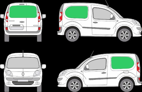 Renault Kangoo Compact (2008-2021)