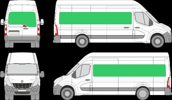 Renault Master L4H3 (2010-2019)