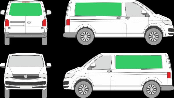 Volkswagen Transporter L1H1 (2009-2021)