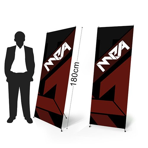 X-Banner personnalisable