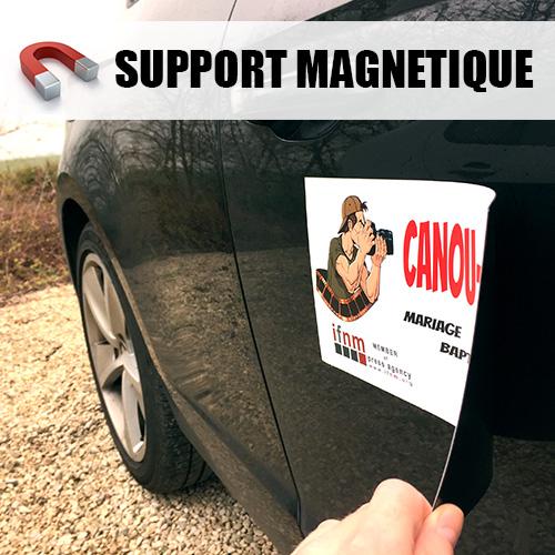 Magnet personnalisable